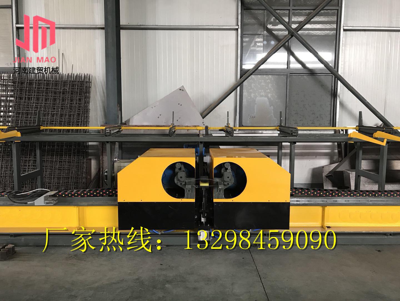 红河州双筋钢筋笼成型机自动化节省人工
