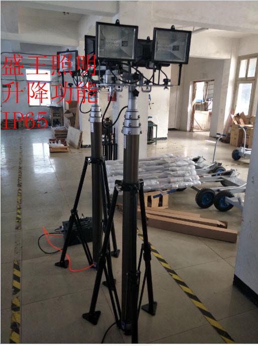 大型升降式照明装置YDC02-J2×150WYDC02-J2×150W