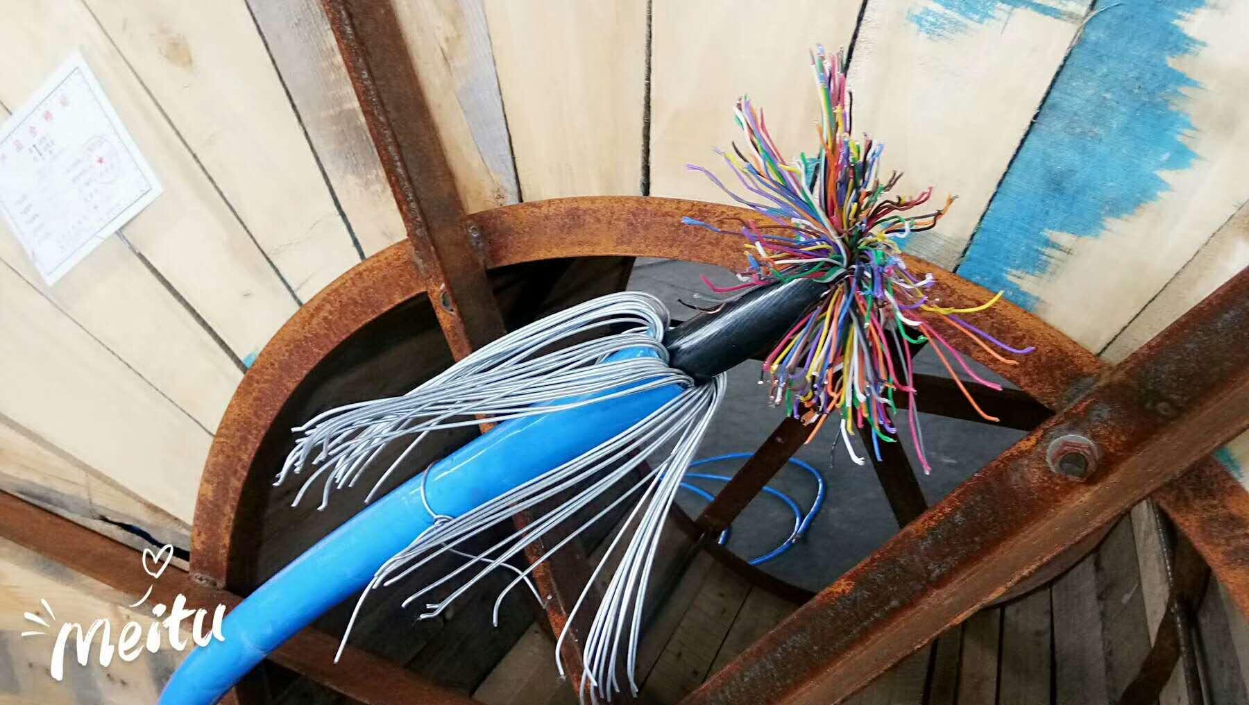 钢丝铠装通信电缆wdz-hya53.、哪里的比较好