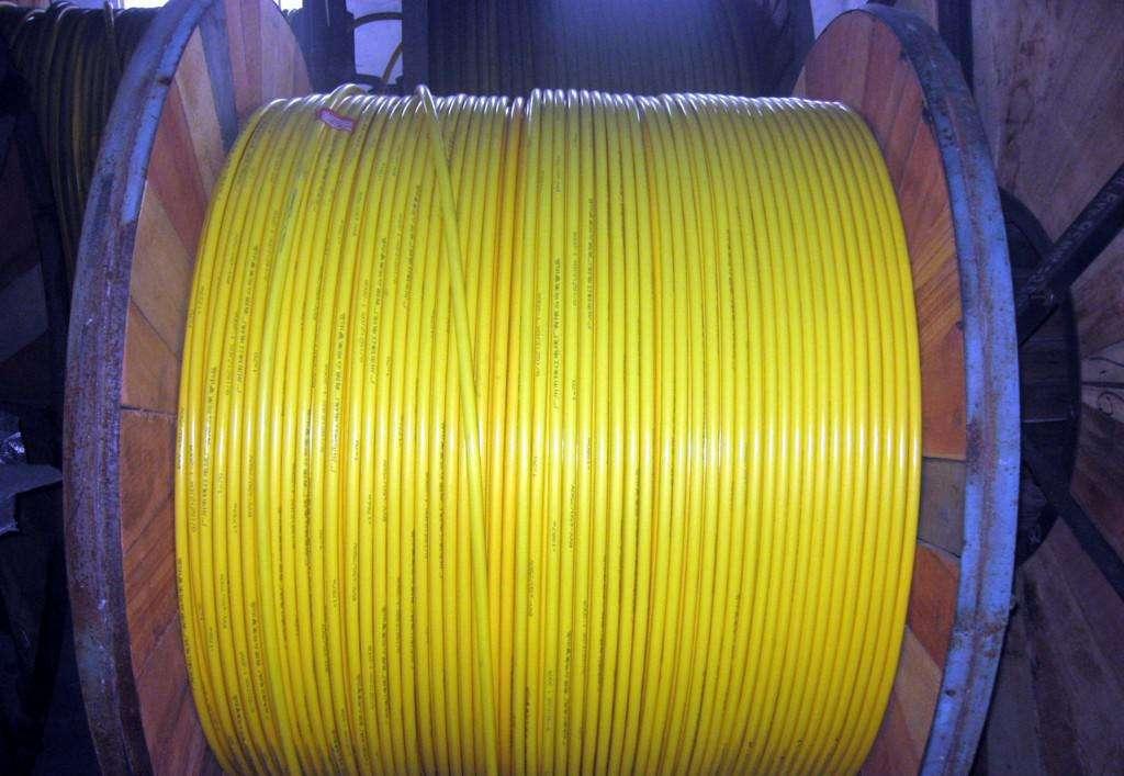 江西YGC-4*1.5硅橡胶电缆结构图