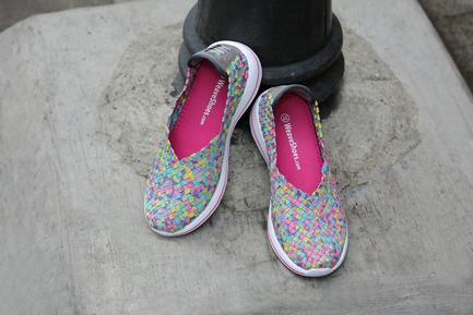 手工��鞋