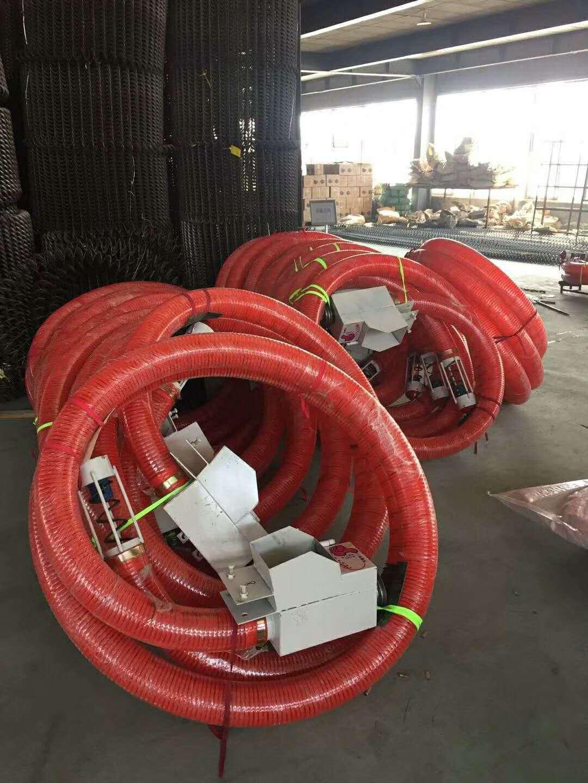 伊犁州4寸吸粮机10吨便携式吸粮机