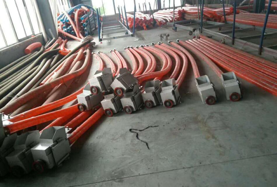 黑河油电两用吸粮机3KW电动抽粮机