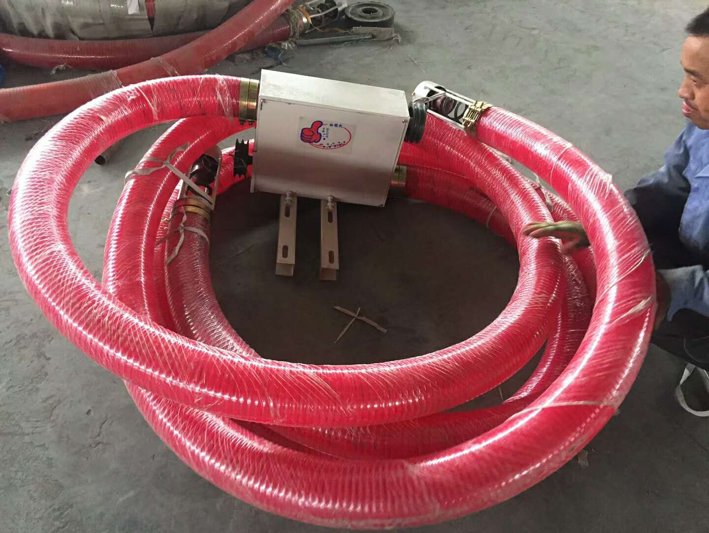 双鸭山小型软管吸粮机5米6米吸粮机manbetx登陆