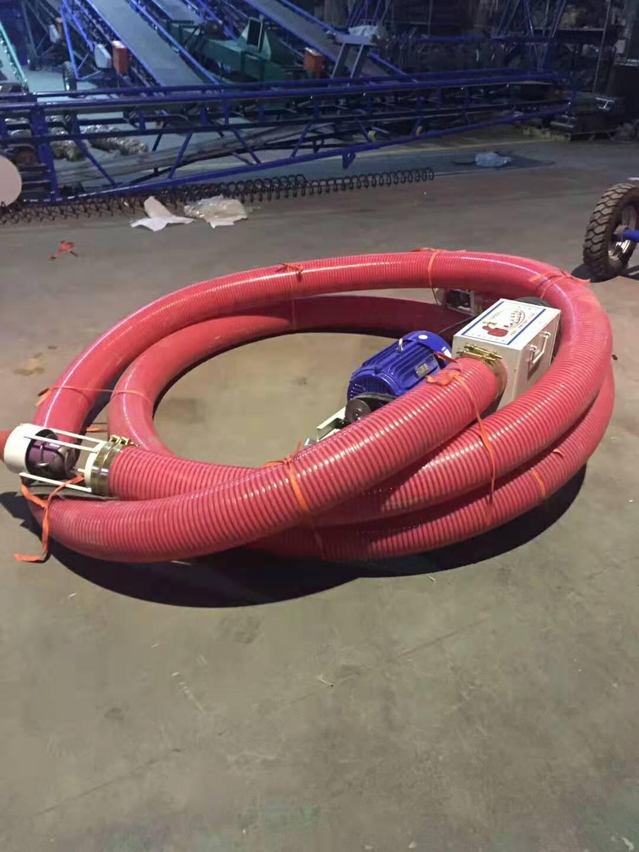 鄂尔多斯6寸吸粮机卸船用电动吸粮机