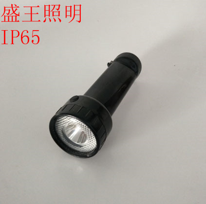 GS6301固态高能强光电筒