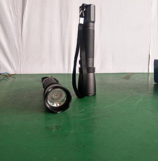 帶防爆證PT1001調光防爆電筒