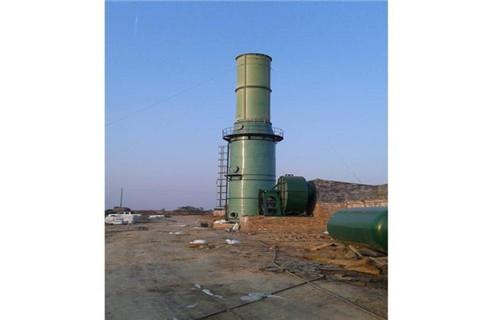 吉林长春镁砂煅烧窑除尘脱硫设备脱硫脱销改造