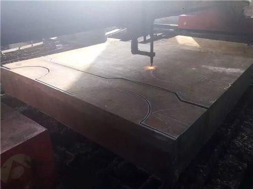 潍坊q345e沙钢宽厚板切割单位