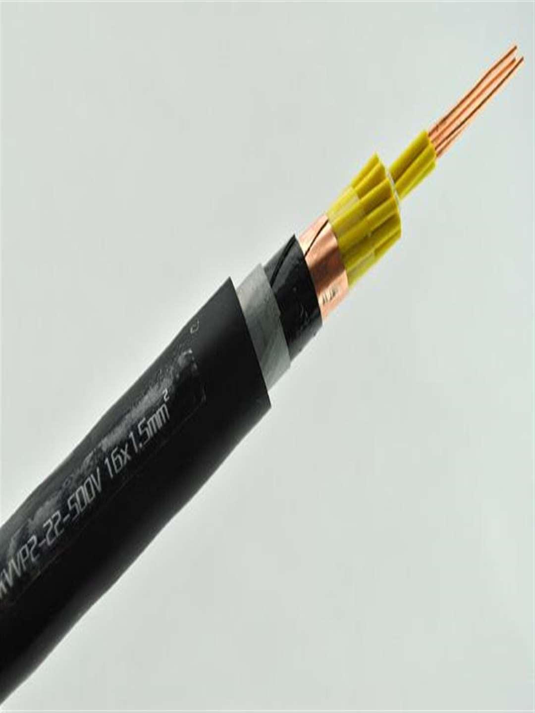 厂家供应ZR-KFV控制电缆15*4安徽长峰电缆每日报价