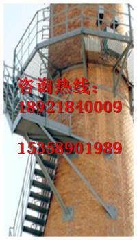 吴忠市烟囱螺旋爬梯安装公司