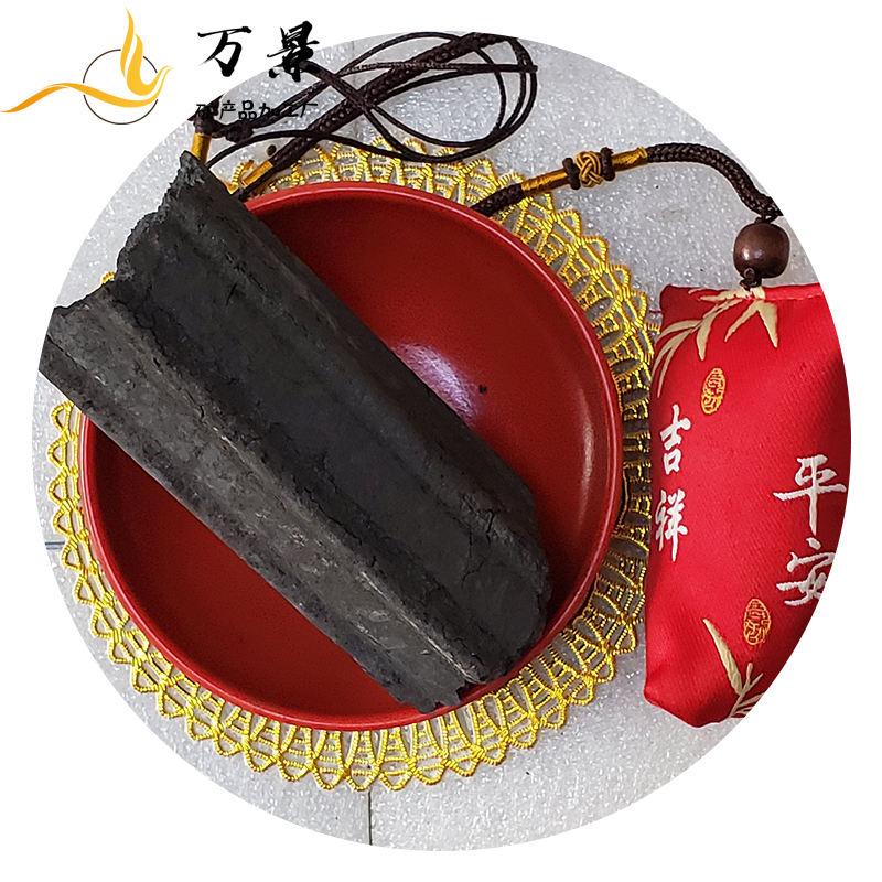孔隙均匀不爆裂热值高万景机制木炭 (WJ-0098)