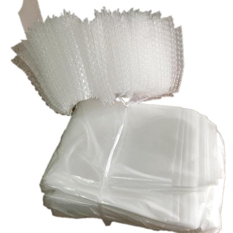 全新料透明多规格防震气泡袋双面气泡袋珍珠棉袋珍珠棉袋复气泡袋