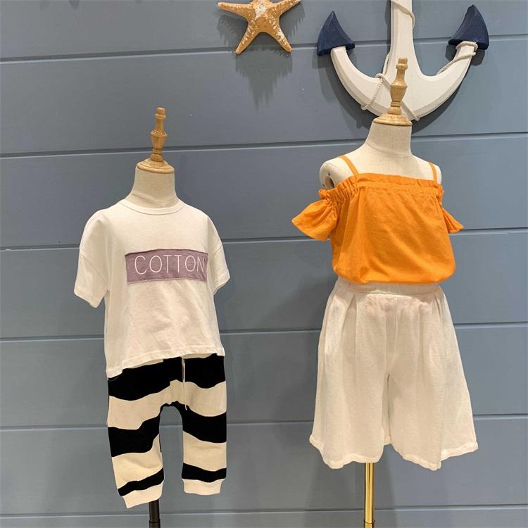 织里小鬼达人品牌折扣店2019年夏季新款童装