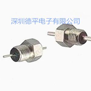 供应大电流M4电源线馈通滤波器、可定制陶瓷滤波穿心电容