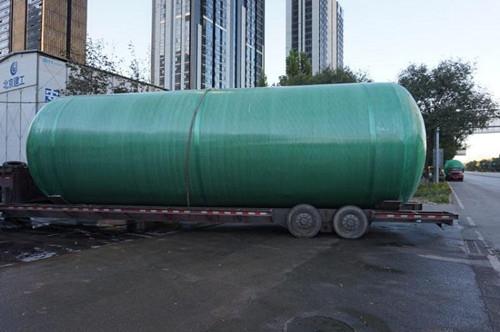 玻璃钢化粪池产品性能及特性