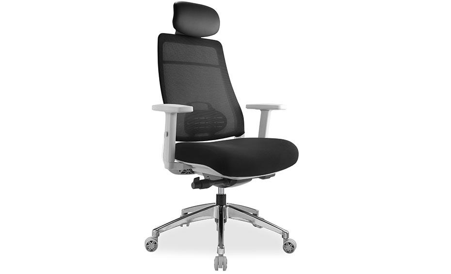 厂家直供职员网布办公椅  大班椅 会议椅