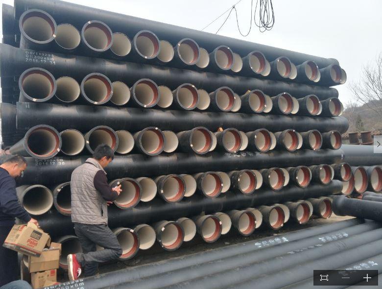 漳州 DN300球墨铸铁管多少钱一吨 厂家报价