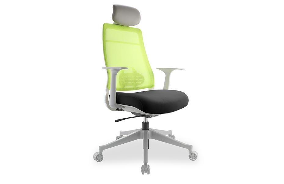 厂家直供职员网布办公椅 大班椅 老板椅 主管椅