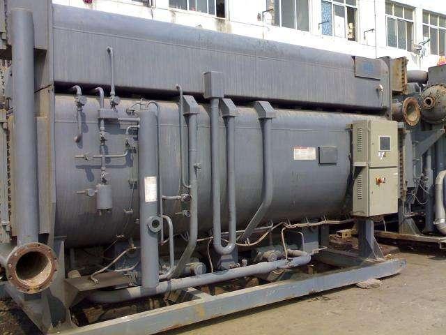 行家提示泰和縣離心式制冷機組回收質量好的