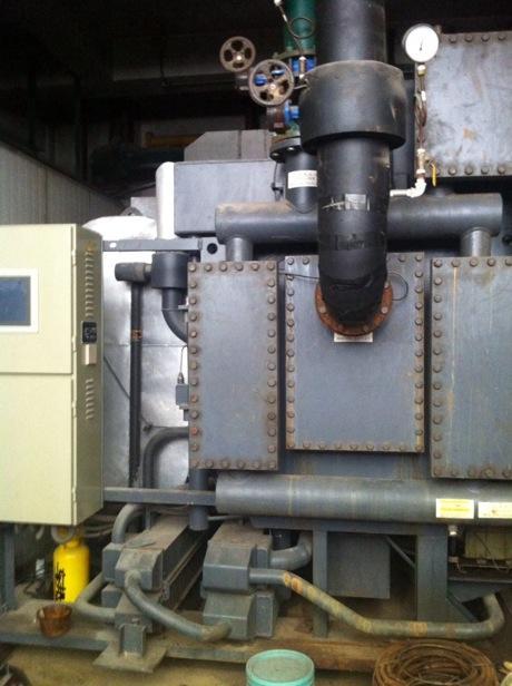 行家提示婺城区离心式制冷机组回收高质量的