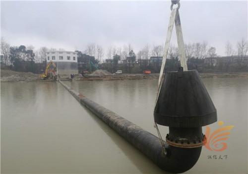 :铺管船铺管单位浮运沉管施工供水管道