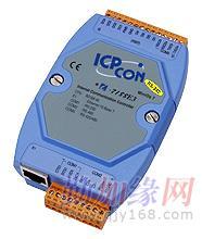 供应泓格I-7188E3-232:2*RS-232,1*RS-485串口设备联网服务器