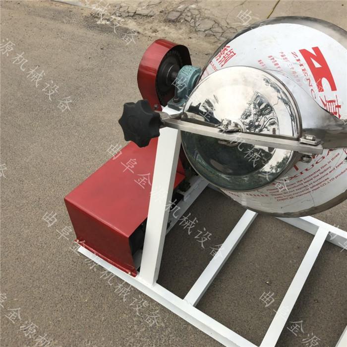 巴中不銹鋼腰鼓式粉末攪拌機50公斤腰鼓攪拌機