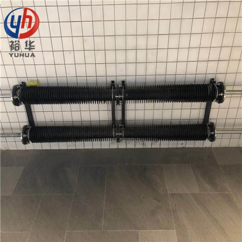 srm270-2翅片管换热器的原理(厂房,蔬菜大棚)-裕圣华品牌