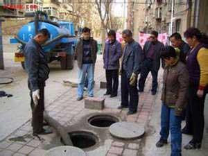 唐山古冶区清理污水池承包低价