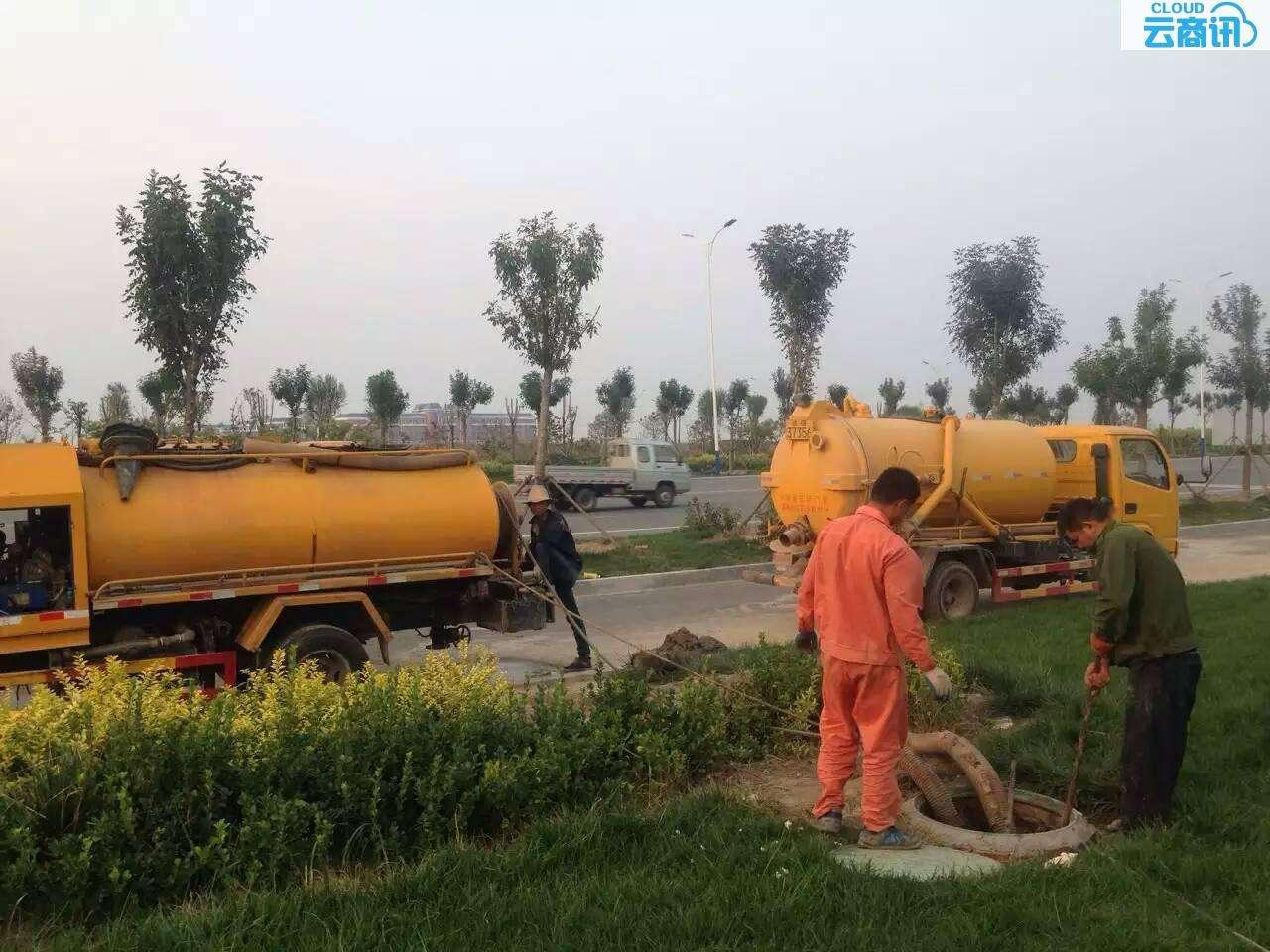 :唐山排污管道清淤技术师傅