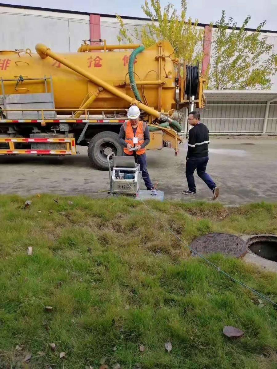 唐山韩城清理化粪池施工方案