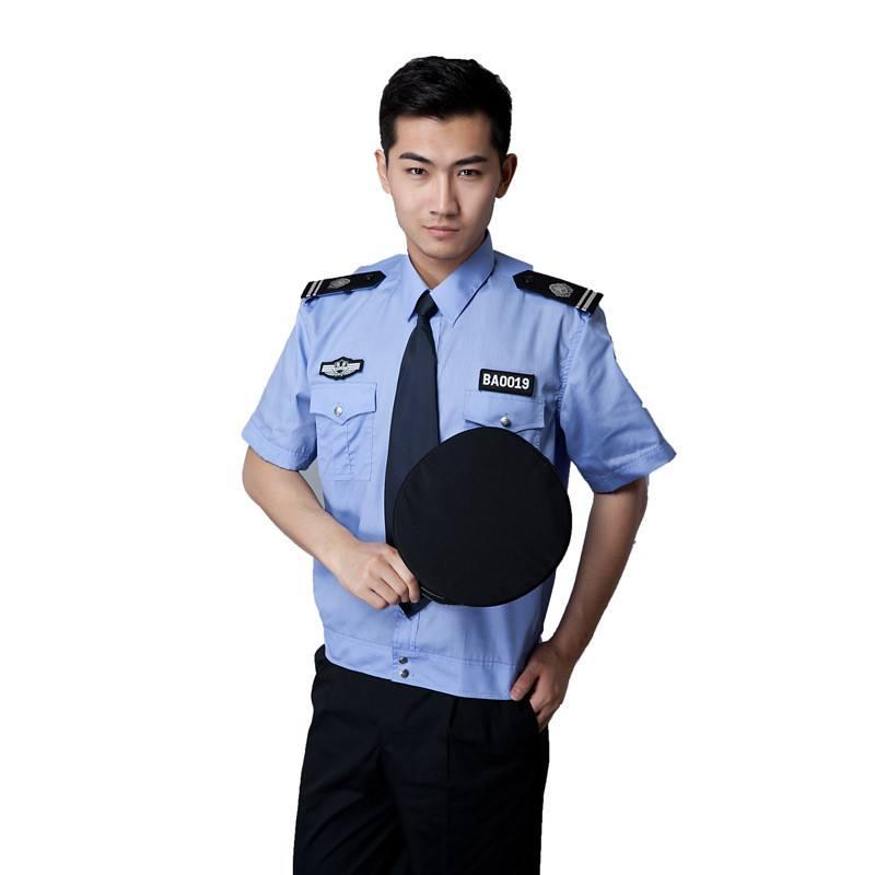 北京2019薄款保安制服定制