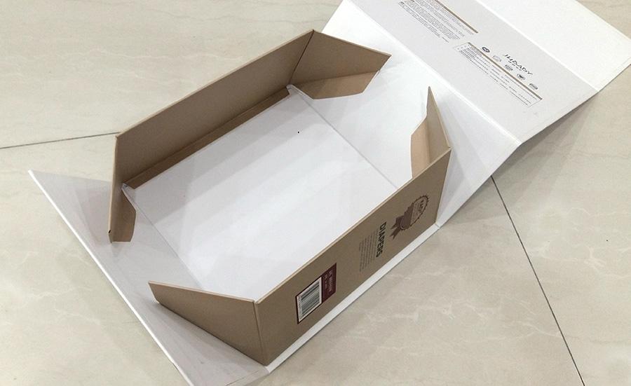 广州manbetx登陆定制创意简洁精品包装盒精品折叠盒manbetx登陆