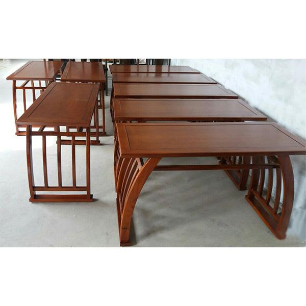 供应幼儿园国学馆国学课桌椅文化蕴含的露瑶天