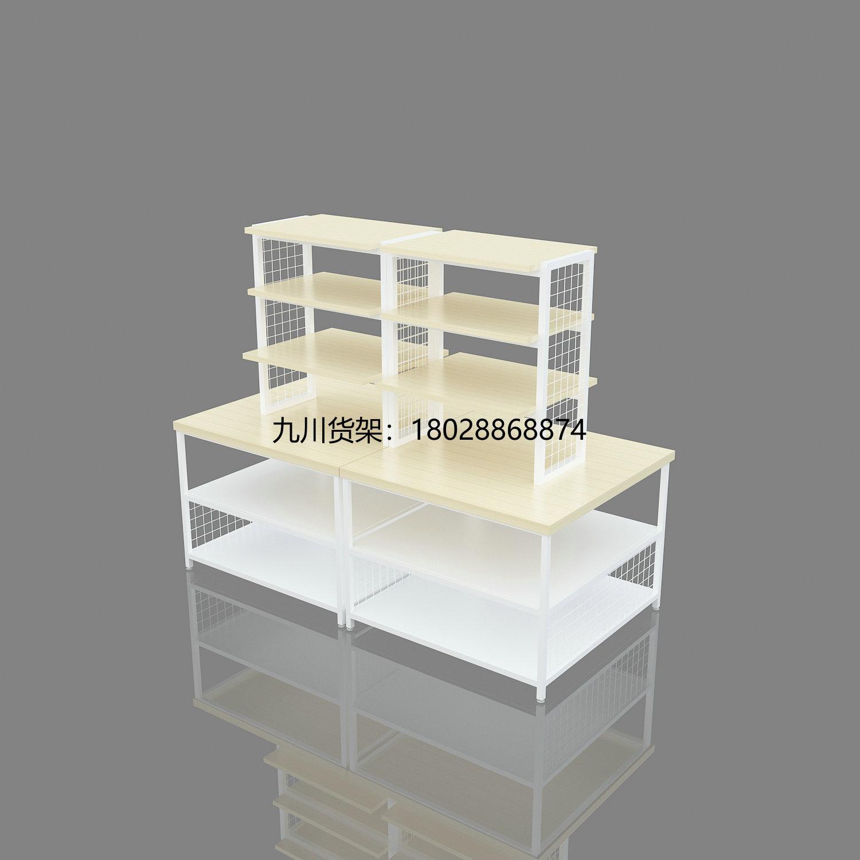 廣州九川貨架 中島架 服裝道具批發 飾品貨架供應商