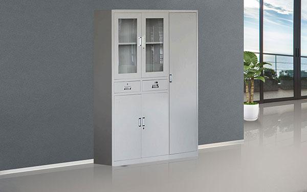 四平文件柜多門鋼制材料定制生產