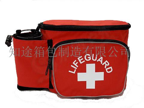 来样定制救生员腰包印字 救生收纳包加印lOGO 防空救援包印字 应急包