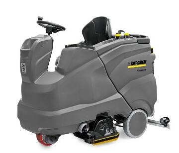 提供德国凯驰B150驾驶式洗地机设备
