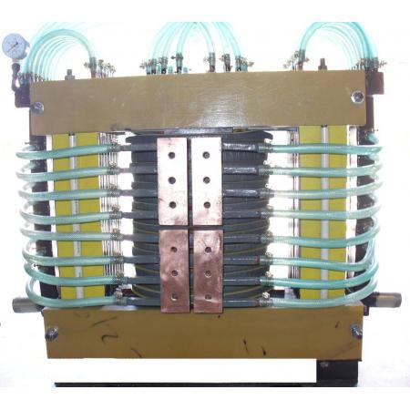 招商都江堰高频淬火变压器超音频变压器高频淬火变压器多少钱一台