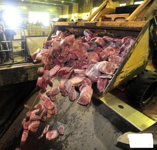 杭州发霉食品销毁处理中心、杭州过期食品销毁全流程