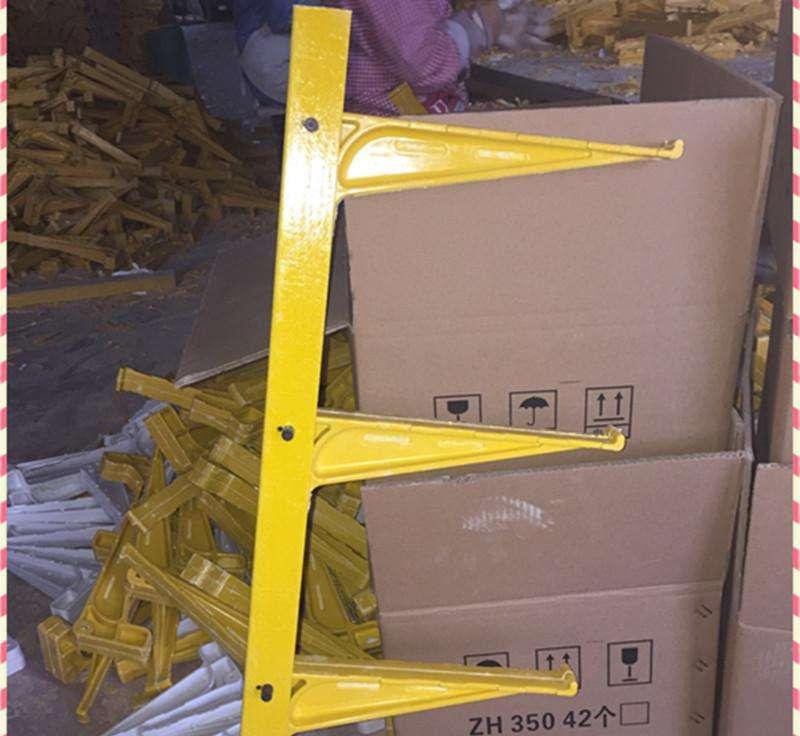 电缆井电缆支架 玻璃钢支架稳定性好 电缆安装支架