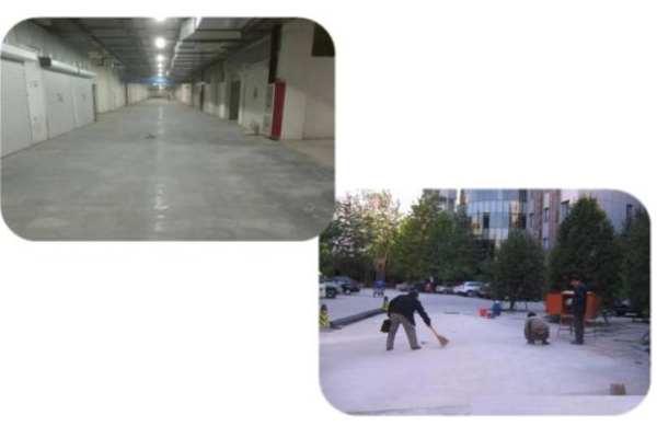 宿�w市混凝土表面��度增���┕袒�混凝土地面