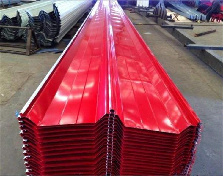 臨夏州建筑屋面瓦廠家YX35-125-750型低價促銷