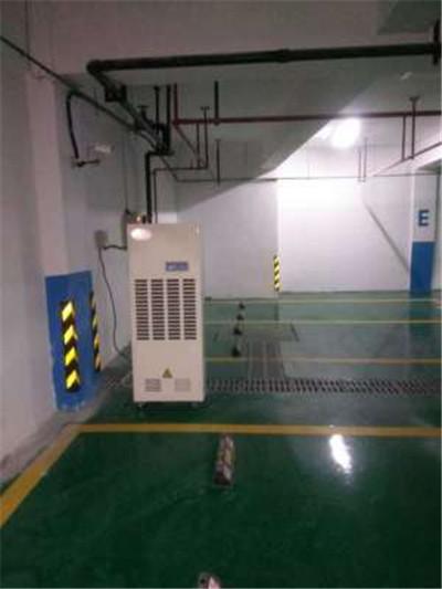 四川广元商场地下停车场全自动除湿机杭井牌除湿机