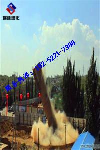 江门专业烟囱工程拆除公司欢迎致电