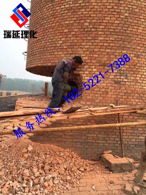 鹤壁人工拆除砖烟筒公司欢迎致电