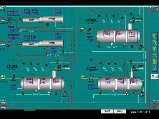 阿城规模大的缓冲器模型油气集输实训模型展品制作