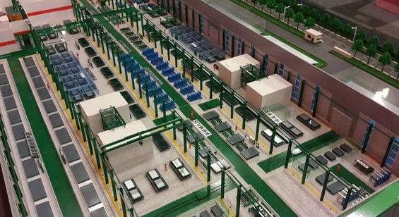 宁安很好的装配式PC构件生产线模型核能电站TNPP全局模型厂家加盟_万博体育man下载招商代理信息