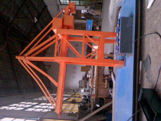 阿城有实力的岸边吊模型风力发电小沙盘模型价格信息